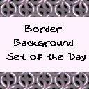 Border Background Set of the Day